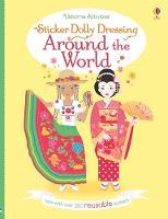 Sticker Dolly Dressing Around the World - Sticker Dolly Dressing (Paperback)