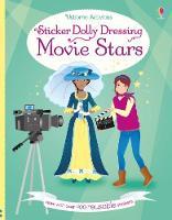 Sticker Dolly Dressing Movie Stars - Sticker Dolly Dressing (Paperback)