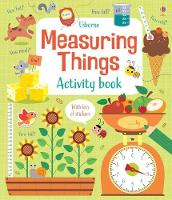 Measuring Things Activity Book - Maths Activity Books (Paperback)