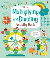 Multiplying and Dividing Activity Book - Maths Activity Books (Paperback)