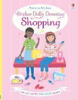 Sticker Dolly Dressing Shopping - Sticker Dolly Dressing (Paperback)