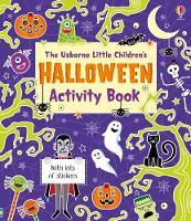 Little Children's Halloween Activity Book - Little Children's Activity Books (Paperback)