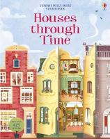 Houses Through Time Sticker Book - Doll's House Sticker Books (Paperback)