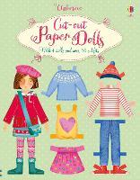 Cut-Out Paper Dolls (Paperback)