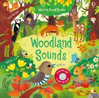 Woodland Sounds - Noisy Books (Board book)