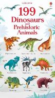 199 Dinosaurs and Prehistoric Animals - 199 Pictures (Board book)