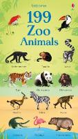 199 Zoo Animals - 199 Pictures (Board book)