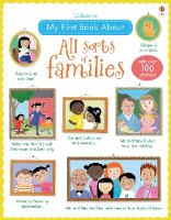 All About Families - My First Book (Paperback)