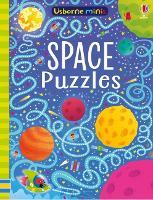 Space Puzzles - Usborne Minis (Paperback)