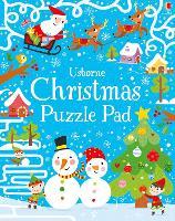 Christmas Puzzle Pad - Puzzle Pads (Paperback)