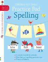 Practice Pad Spelling 5-6 - Key Skills (Paperback)