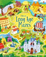 Long Ago Mazes - Maze Books (Paperback)
