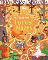 Forest Mazes - Maze Books (Paperback)