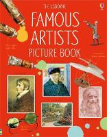 Famous Artists Picture Book (Hardback)