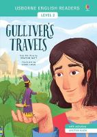 Gulliver's Travels - English Readers Level 2 (Paperback)