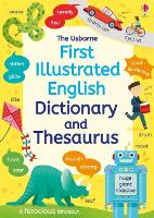 First Illustrated Dictionary and Thesaurus - Illustrated Dictionaries and Thesauruses (Paperback)