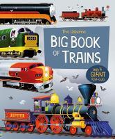 Big Book of Trains - Big Books (Hardback)