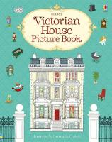 Victorian House Picture Book (Hardback)