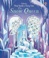 Peep Inside a Fairy Tale Snow Queen - Peep Inside a Fairy Tale (Board book)
