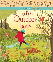 My First Outdoor Book - My First Books (Board book)