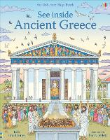 See Inside Ancient Greece - See Inside (Board book)