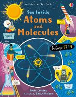 See Inside Atoms and Molecules - See Inside (Board book)