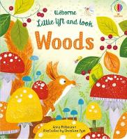 Little Lift and Look Woods - Little Lift and Look (Board book)