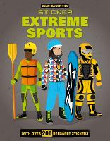 Extreme Sports - Sticker Dressing (Paperback)