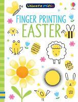 Finger Printing Easter - Usborne Minis (Paperback)