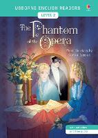 The Phantom of the Opera - English Readers Level 2 (Paperback)