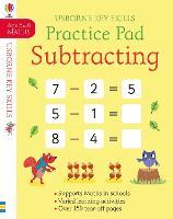 Subtracting Practice Pad 5-6 - Key Skills (Paperback)