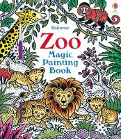 Zoo Magic Painting Book - Magic Painting Books (Paperback)