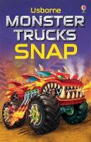 Monster Trucks Snap - Snap Cards