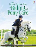 Complete Book of Riding & Ponycare (Paperback)