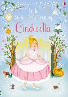 Little Sticker Dolly Dressing Fairytales Cinderella - Sticker Dolly Dressing (Paperback)