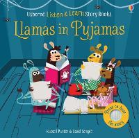 Llamas in Pyjamas - Listen and Learn Stories (Board book)