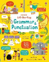 Lift-the-Flap Grammar and Punctuation (Board book)