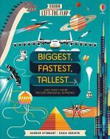 Biggest, Fastest, Tallest... - See Inside (Hardback)