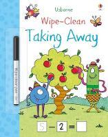 Wipe-Clean Taking Away - Wipe-Clean (Paperback)