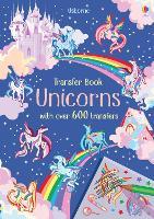 Transfer Activity Book Unicorns - Transfer Books (Paperback)