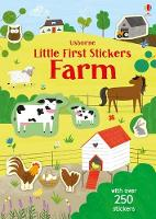 Little First Stickers Farm - Little First Stickers (Paperback)