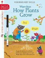 Wipe-Clean How Plants Grow 5-6 - Key Skills (Paperback)