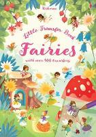 Fairies Transfer Book - Transfer Books (Paperback)