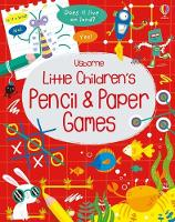 Little Children's Pencil and Paper Games (Paperback)