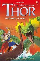 Adventures of Thor Graphic Novel - Usborne Graphic Novels (Paperback)