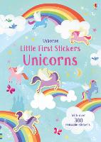 Little First Stickers Unicorns - Little First Stickers (Paperback)