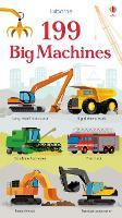 199 Big Machines - 199 Pictures (Board book)