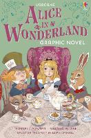 Alice in Wonderland Graphic Novel - Usborne Graphic Novels (Paperback)
