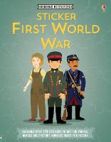 Sticker First World War - Sticker Dressing (Paperback)