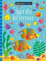 Spot the Difference - Usborne Minis (Paperback)